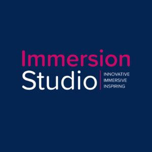 Immersion studio logo